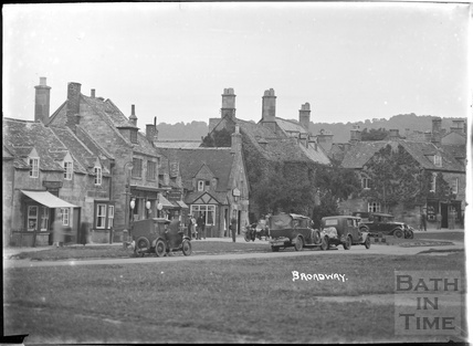 Broadway, Worcestershire c.1930s