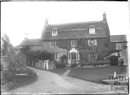 House in North Wraxall, Wilts, c. Nov 1933