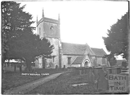 North Wraxall Church, Wilts, c. Nov 1933
