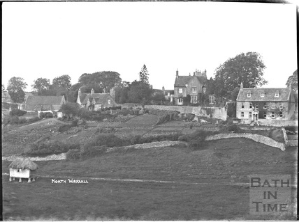 View of North Wraxall, Wilts, c. Nov 1933