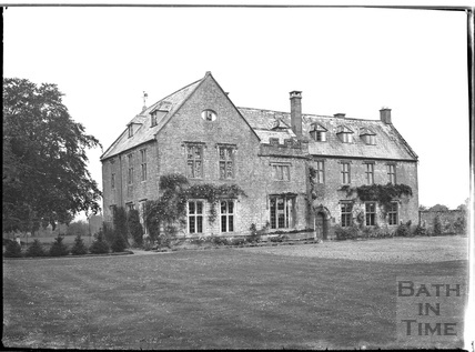 Tintinhull Court House, Somerset c.1930s