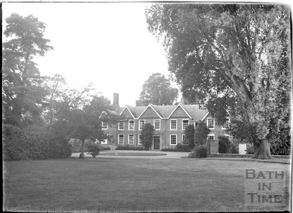 Thought to be, West Lavington Manor, Wiltshire, c.1930s