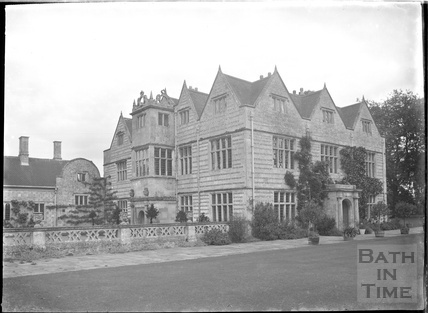 Stockton House, Wiltshire, c.1930s