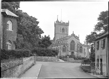 Ditcheat near Shepton Mallett, Somerset c.1936