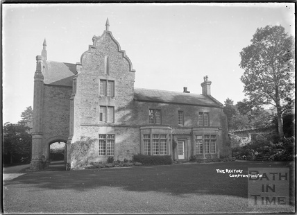 The Rectory, Compton Martin, Chew Valley, Somerset c.1930s