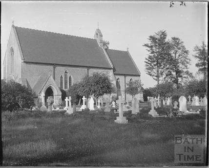 Boreham Church, near Warminster, Wiltshire c.1910s