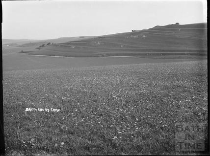 Battlebury Camp, Boreham, near Warminster, Wiltshire c.1910s