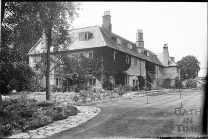 Winterbourne Stoke Manor House, near Salisbury, Wilts, c.1930s