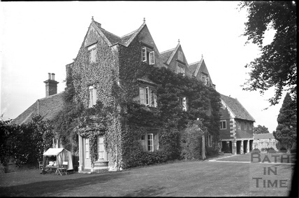 Steeple Ashton Manor House, Wiltshire, c.1930s