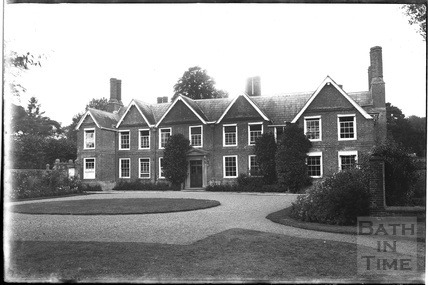 Unidentified large house, c.1930s