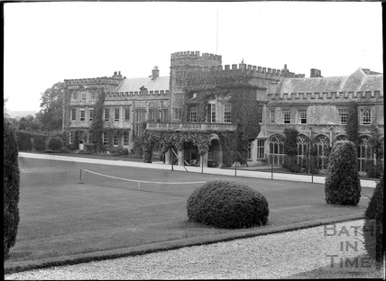 Forde Abbey, Dorset, c.1935
