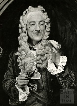 The Duke - Bath Youth Operatic, Gondoliers, 1954