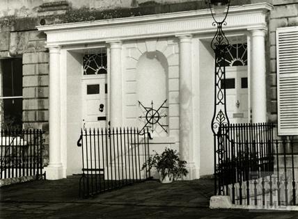 Lansdown Crescent, Bath c.1970s