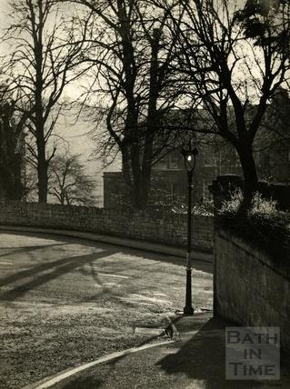 Widcombe Hill, Bath June 1953