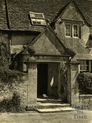 The Stone Porch, Biddestone c.1950s
