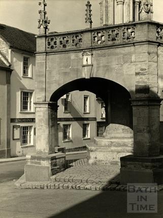 Shepton Mallett, Somerset, 1950s
