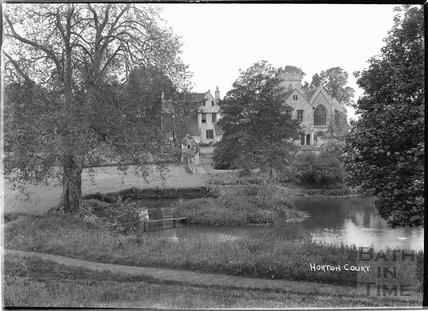 Horton Court, South Gloucestershire, c.1930s