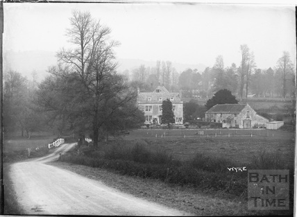 Wyke, Castle Cary, Somerset, 1935