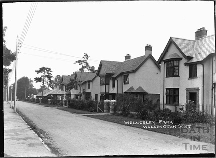 Wellesley Park, Wellington, Somerset, 1932