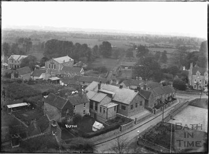 View of Yatton, North Somerset, c.1930s