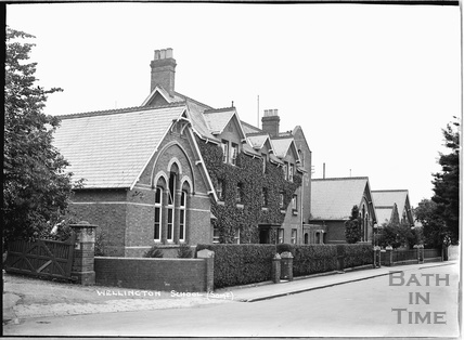 Wellington School, Wellington, Somerset, 1932