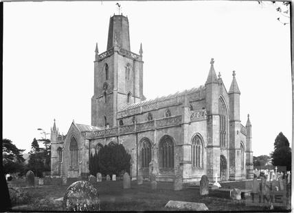 Church of St Mary, Yatton, North Somerset c.1930s