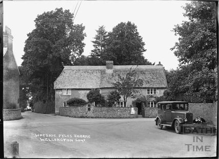 Wayside, Pyles Thorne, near Wellington, Somerset, 1932