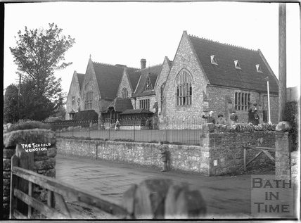 The Schools, Wrington, North Somerset, c.1935