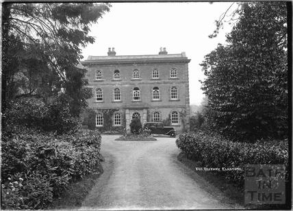 Elkstone Rectory, Gloucestershire, c.1934