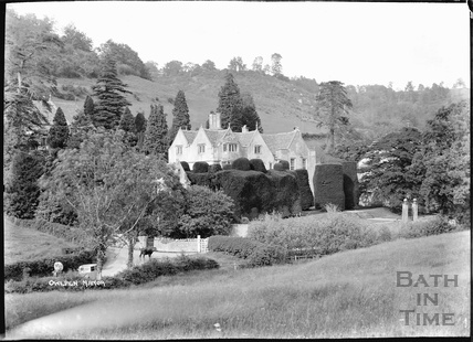Owlpen Manor, Gloucestershire, c.1930s