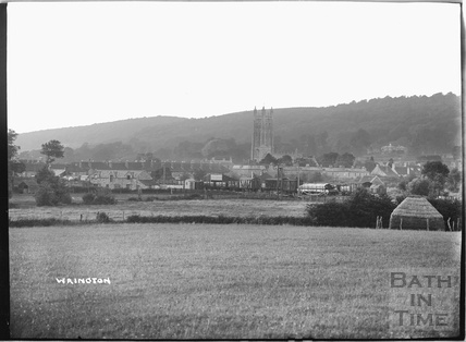 Wrington, general view, North Somerset, c.1935
