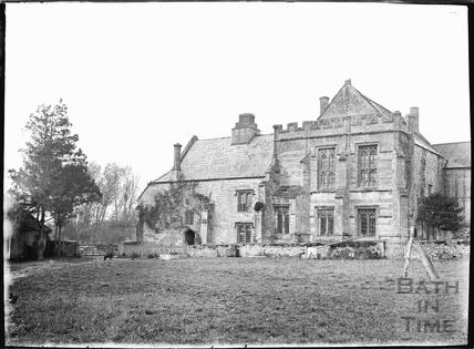Mulchelney Abbey. Near Langport, Somerset, c.1930s