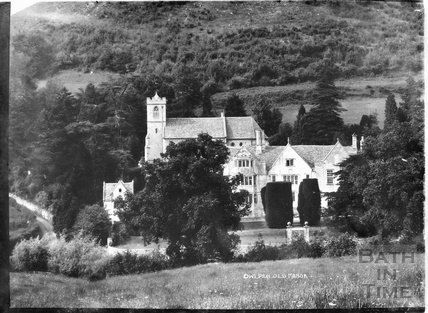 Owlpen old Manor, Gloucestershire, c.1930s