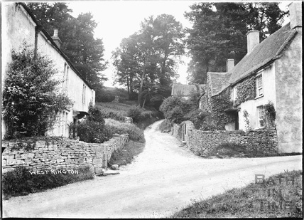 West Kington, Wiltshire, c.1930s