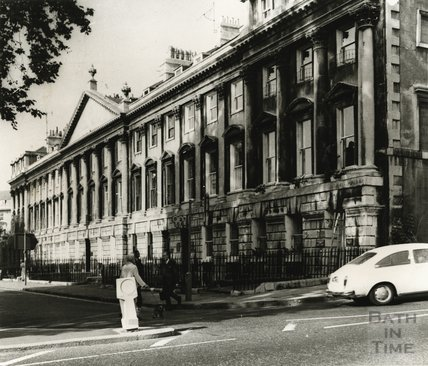 The north side of Queen Square, 16 May 1973