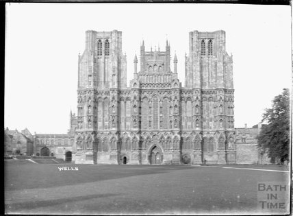 Wells Cathedral, c.1930s