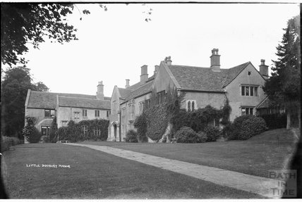 Little Sodbury Manor, South Gloucestershire c.1920s