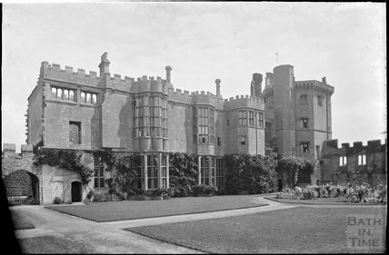 Thornbury Castle, South Gloucestershire, c.1930s
