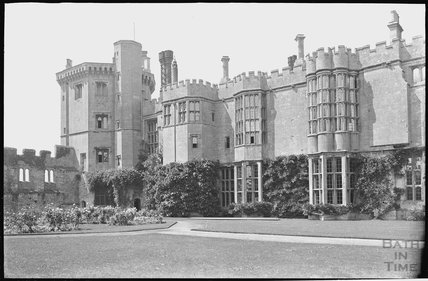 Thornbury Castle, South Gloucestershire, c.1930s