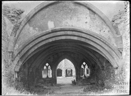 Cleeve Abbey, near Washford, Somerset, c.1930s