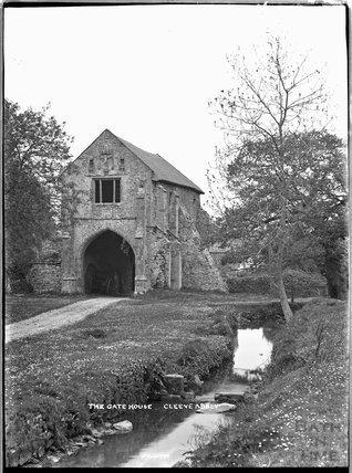 Gatehouse, Cleeve Abbey, near Washford, Somerset, c.1930s