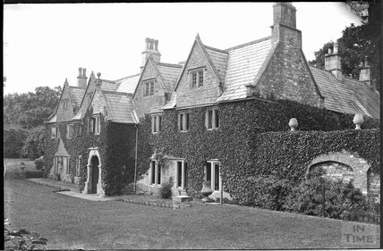 Farrington Gurney Manor House, c.1920s