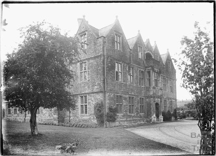 Gournay Court, West Harptree, Somerset c.1930s