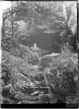 Long Pool, Rockford, Devon c.1910s