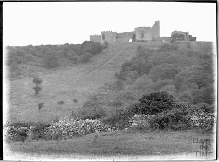 Walton Castle, Clevedon, North Somerset c.1930s