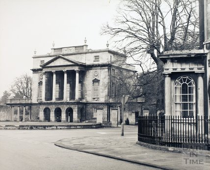 The Holburne Museum, pre 1973
