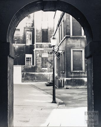 Chapel Court, St John's Hospital, pre 1973