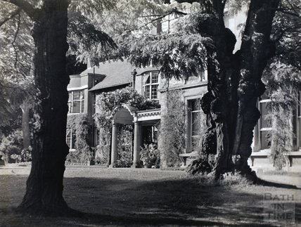 Unidentified House, c.1950