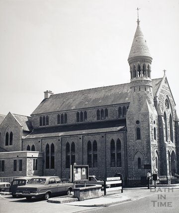 The Manvers Baptist Church, pre 1973
