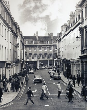 New Bond Street, Bath, pre 1973
